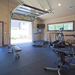 24-Hour, State-of-the-Art Fitness Center